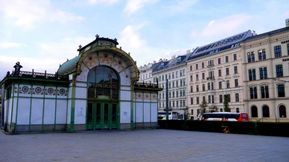 Mejor zona donde dormir en Viena, Wieden