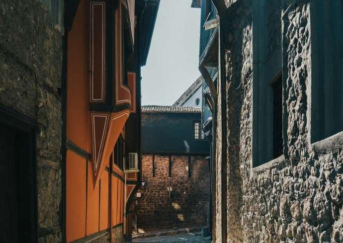 Mejores barrios donde quedarse en Plovdiv - Old Town