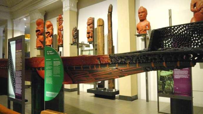 Mejores museos de Auckland, Nueva Zelanda - Auckland War Memorial Museum