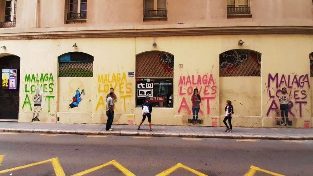 Qué hacer en Málaga - Ver el arte urbano en el Soho