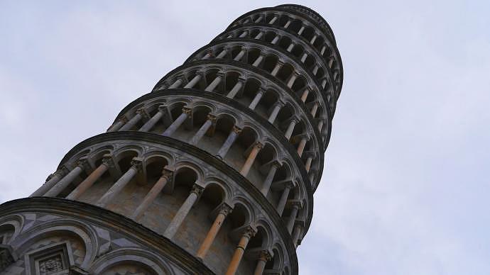 Qué ver en Pisa - Torre inclinada de Pisa