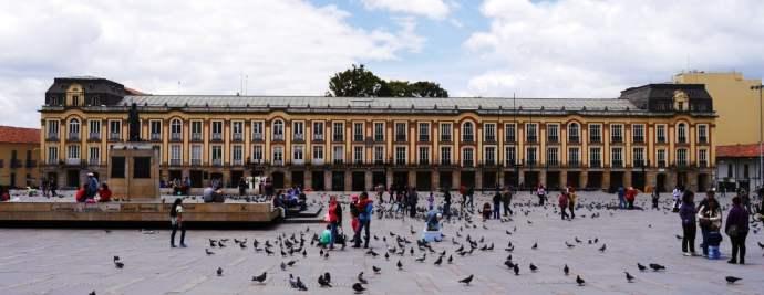 Barrios que ver en Bogotá - La Candelaria