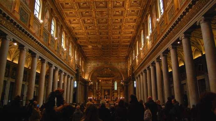 Qué iglesias visitar en Roma - Santa María Maggiore