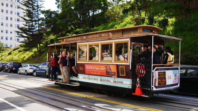 Curiosidades de San Francisco - Sus tranvías