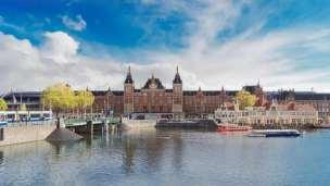 Dónde hospedarse en Ámsterdam para vida nocturna - Centro