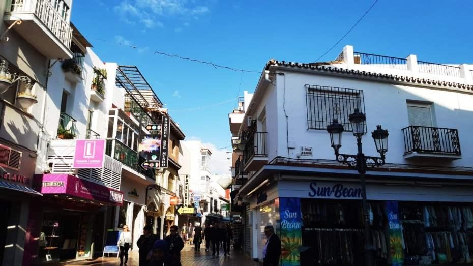 A dónde ir en Torremolinos - Calle San Miguel