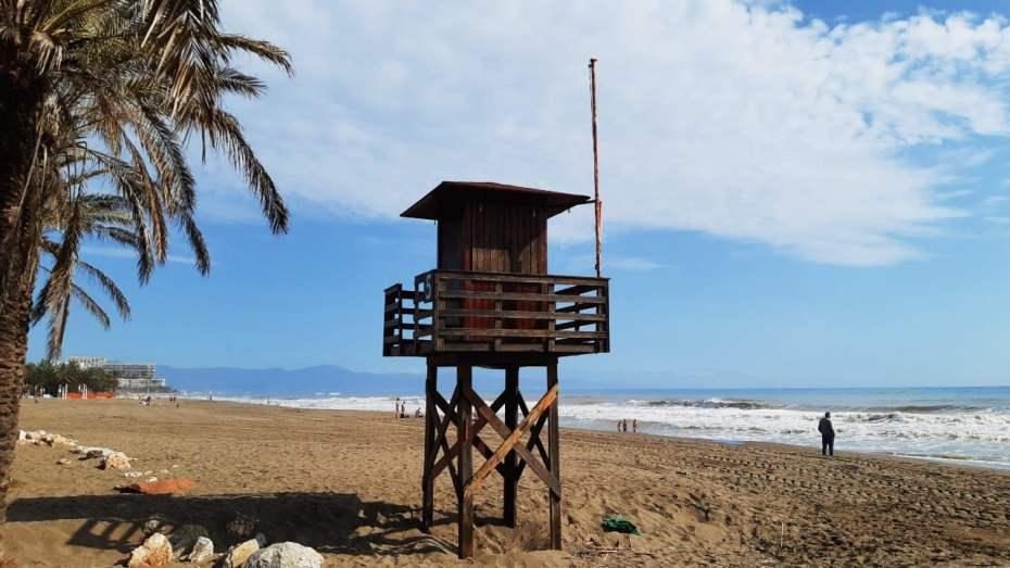 Qué hacer en Torremolinos - Ir a la playa