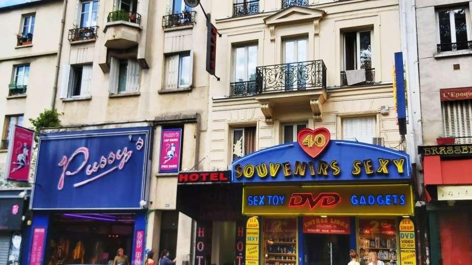 Barrios más cool de París - Montmartre