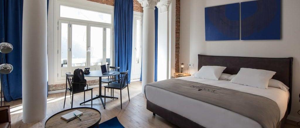 Mejores albergues de Madrid - Bluesock Hostel
