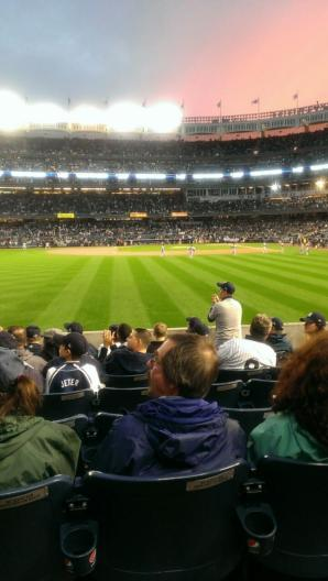 Monte has great seats!