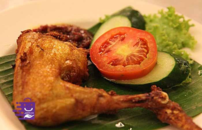Paha Ayam Tabur Bubuk Bumbu  , Resep masakan praktis sehari hari dirumah untuk si kecil