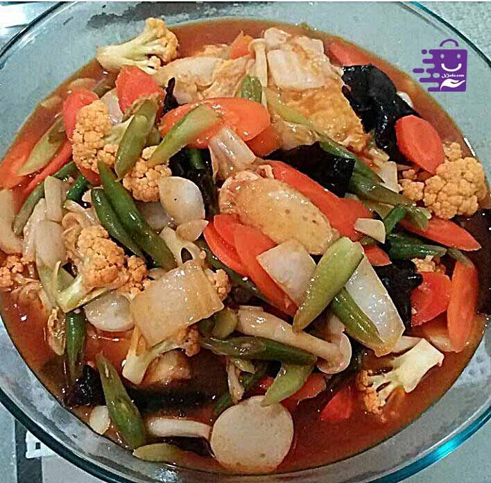 Resep Masakan pedas Enak Super Pedas Capcay Merah,resep capcay jtt, resep capcay kuah,