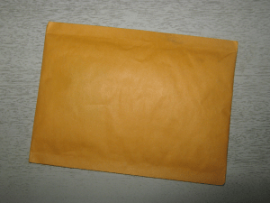 Envelope! Padded!