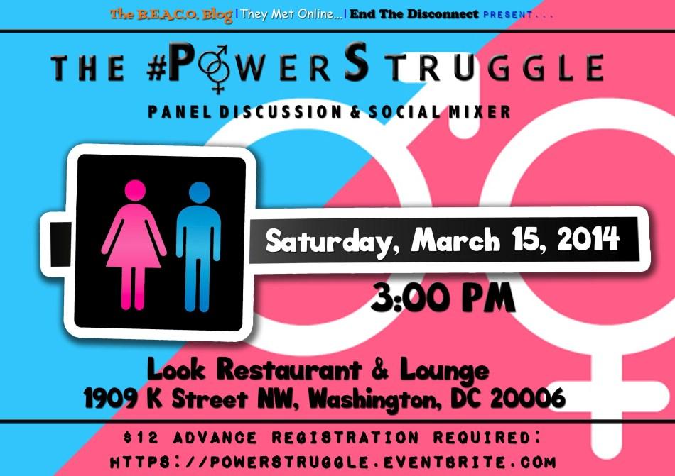 ThePowerStruggle Flyer