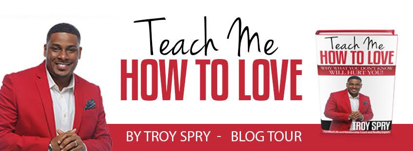 Teach Me Book Banner