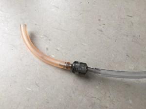 水槽用の逆流防止弁