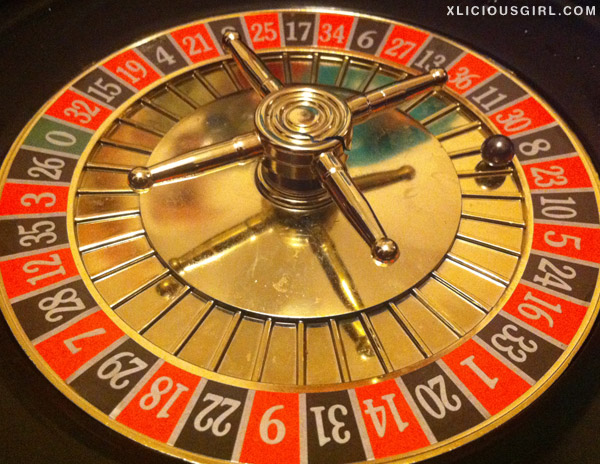 roulette lucky number eight