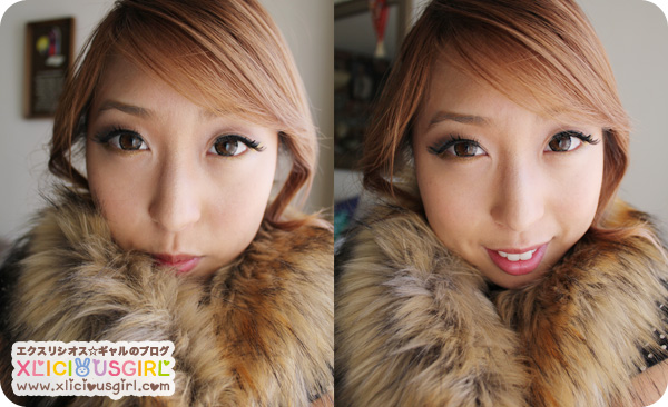 bornprettymakeup faux fur collar review
