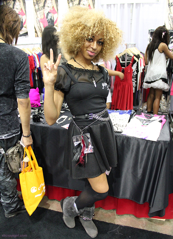 anime expo ghost of harlem