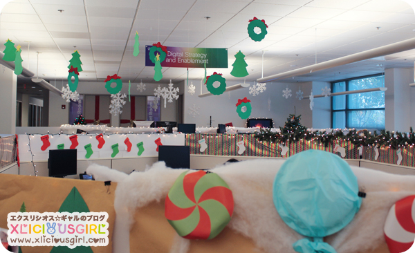 christmas at cisco