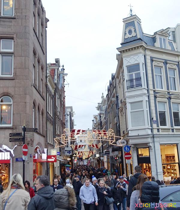 amsterdam euro trip