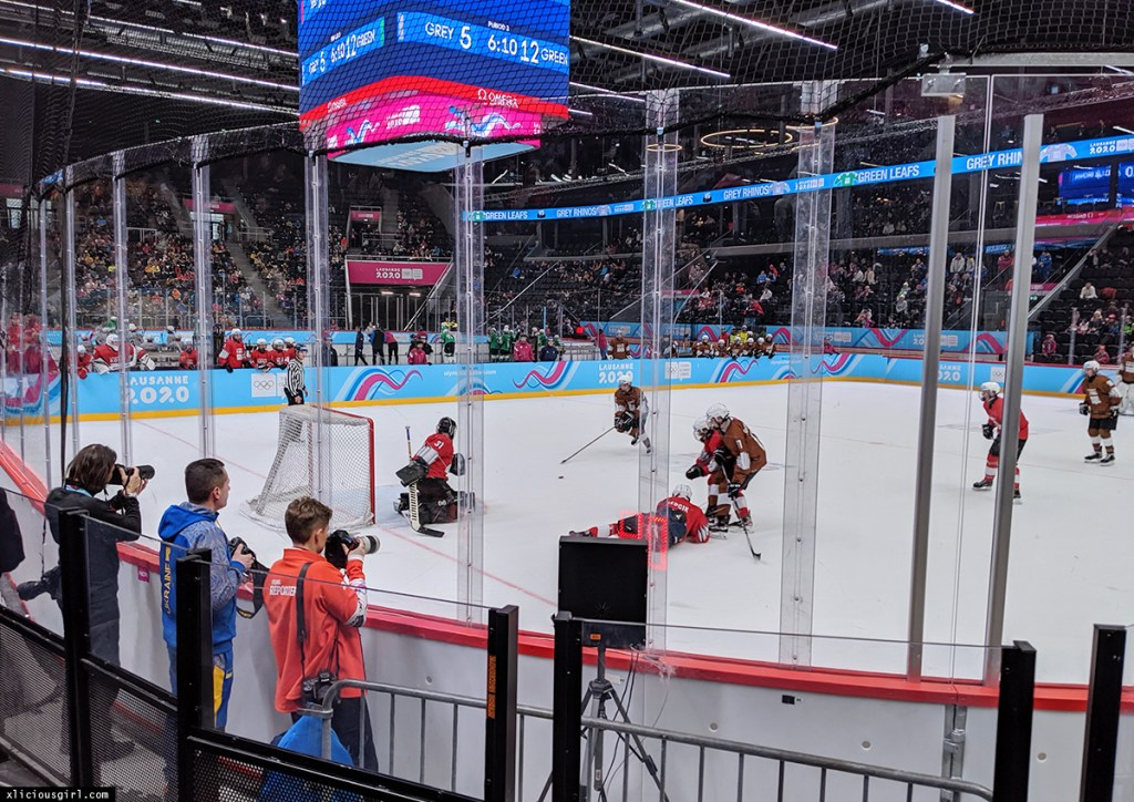 lausanne youth olympics 2020 hockey