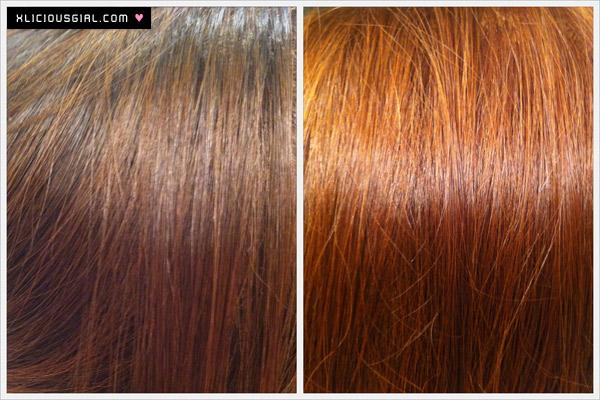loreal-ash-blonde-before-after-hair-dye-black-hair – Xlicious Girl Blog