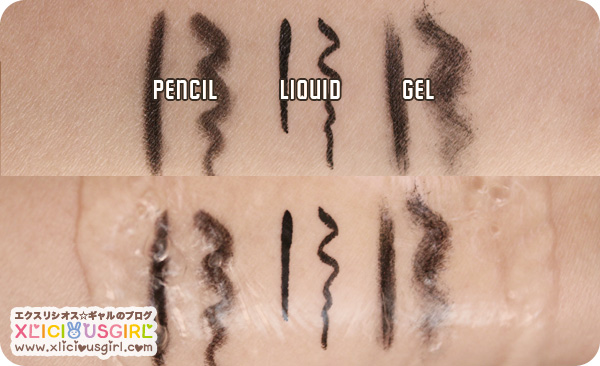 tmart.com eyeliner review test waterproof