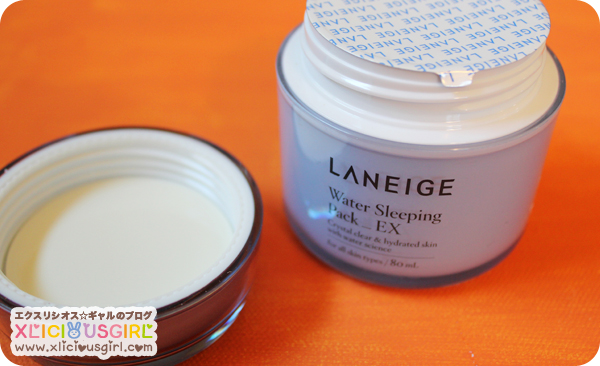 laneige water sleeping pack ex