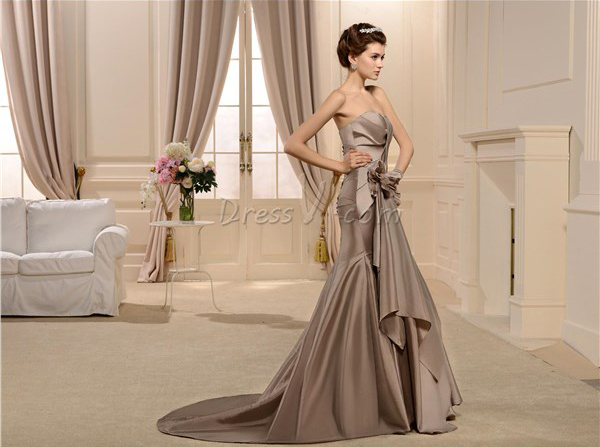 dressv.com color wedding dresses