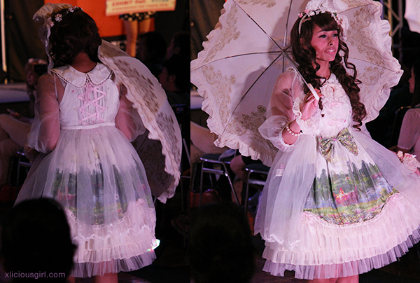 anime expo ax 2014 gyaru lolita fashion show