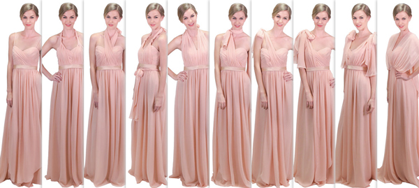 coco melody bridesmaid dress for everyone