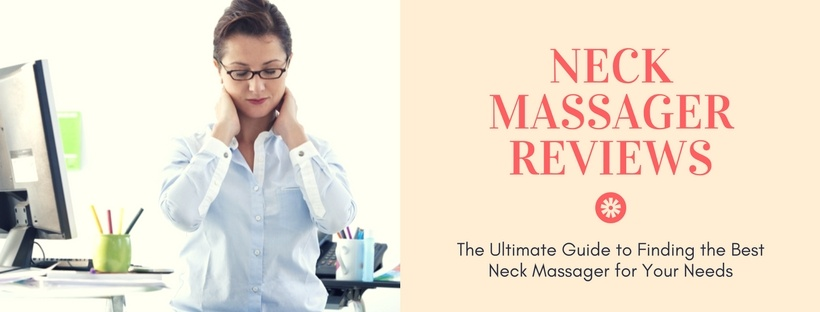 best neck massager reviews