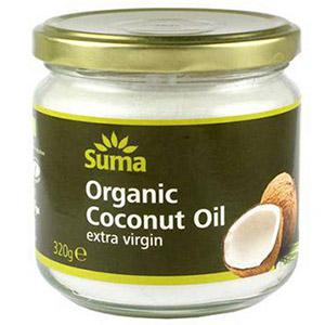 Био кокосово масло за готвене 320 гр., Suma