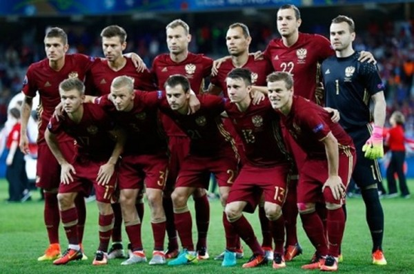 Russia name 23-man squad for Ghana friendly on September 6
