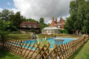 Outdoor Swimming Pool Renovation