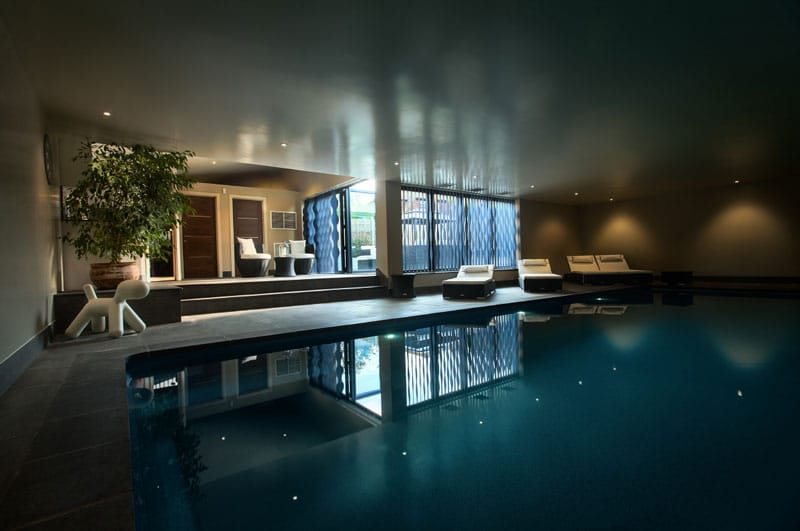 How much does it cost to build an indoor swimming pool for Building an indoor pool at home