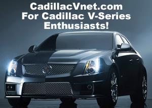 Cadillac V-Net:  For Cadillac V-series enthusiasts!