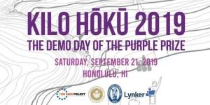 Kilo Hoku 2019 Purple Prize Demo Day - XLR8HI Events Startup Paradise Calendar