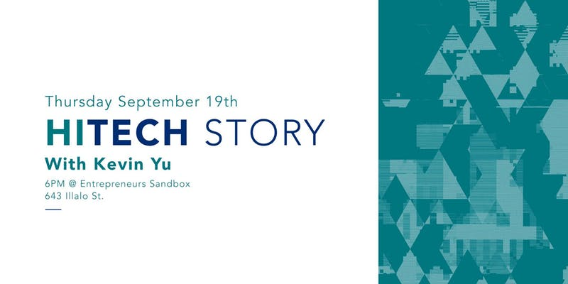 HITech Story with Kevin Yu