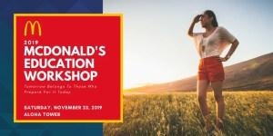 McDonald's Event Social – Twitter (1)