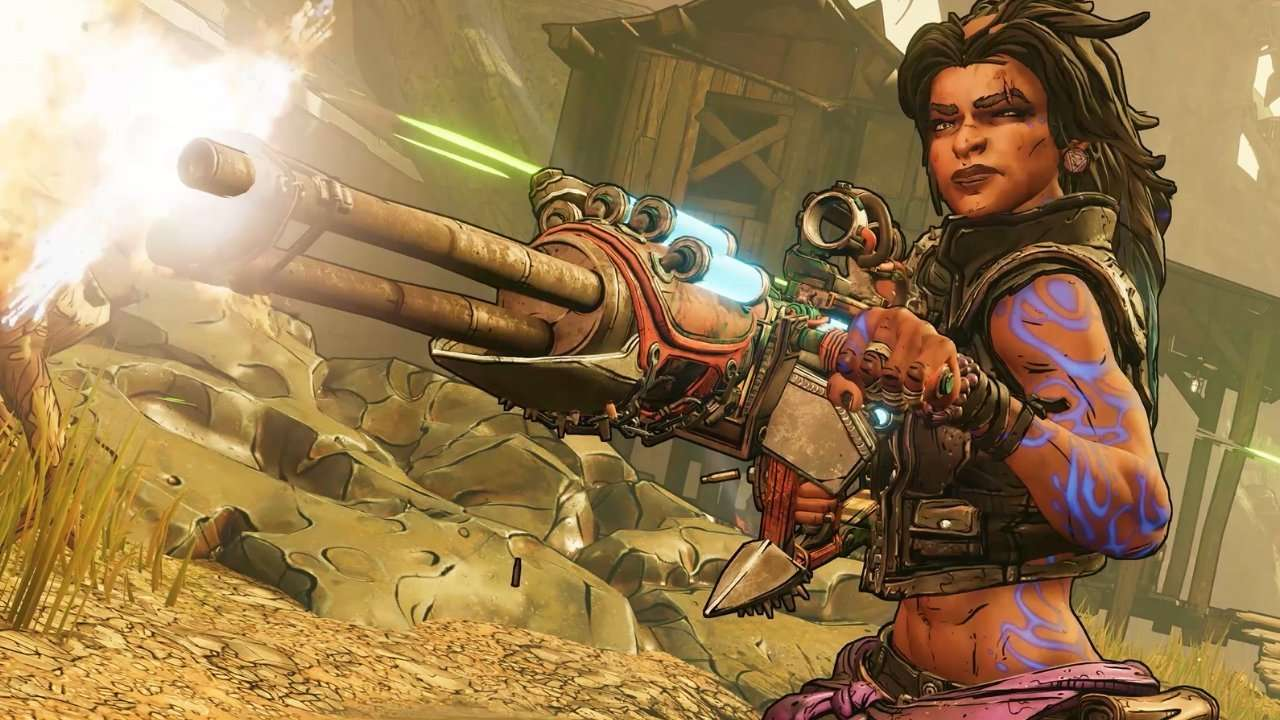 Borderlands 3 Amara Abilities & How To Play