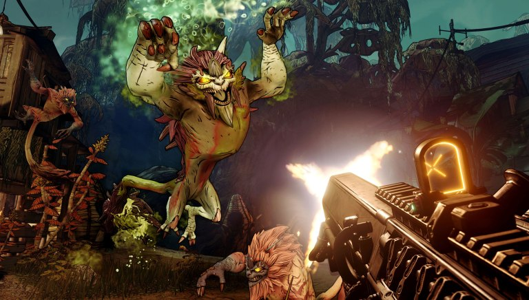 Read more about the article BORDERLANDS 3 PC SPECS DETAILED