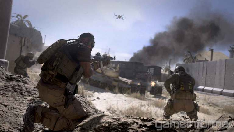 Read more about the article First Look At Modern Warfare's Gameplay Mechanics