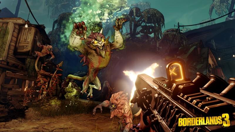 Borderlands 3 gameplay