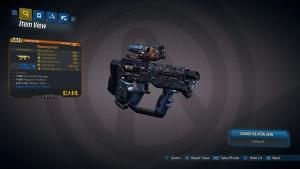 Borderlands 3 – 9-Volt – Legendary Weapon