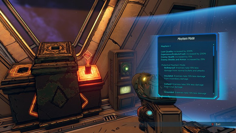 Borderland 3 How True Vault Hunter Mode Works