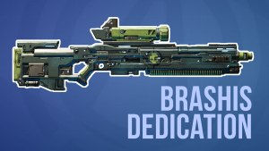 Borderlands 3 – Brashis Dedication – Unique Weapons Guide