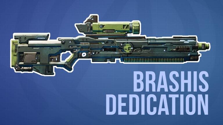 Borderlands 3 – Brashis Dedication Unique Weapons Guide