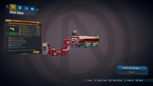 Borderlands 3 – Roisen's Thorns – Legendary Weapon